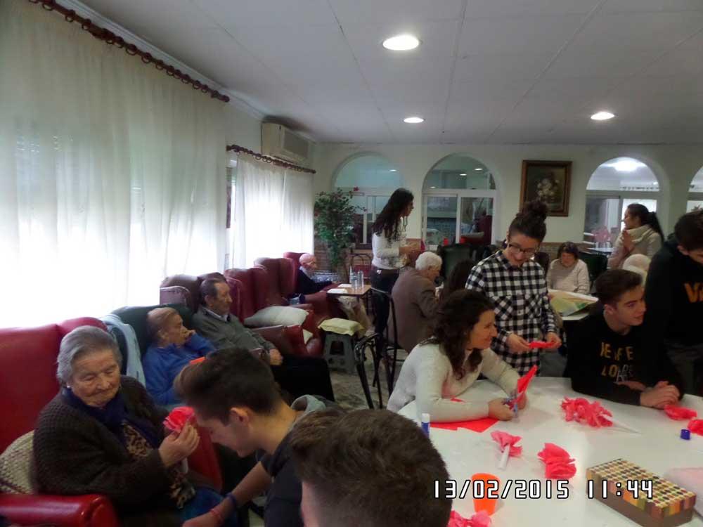 Encuentro Intergeneracional